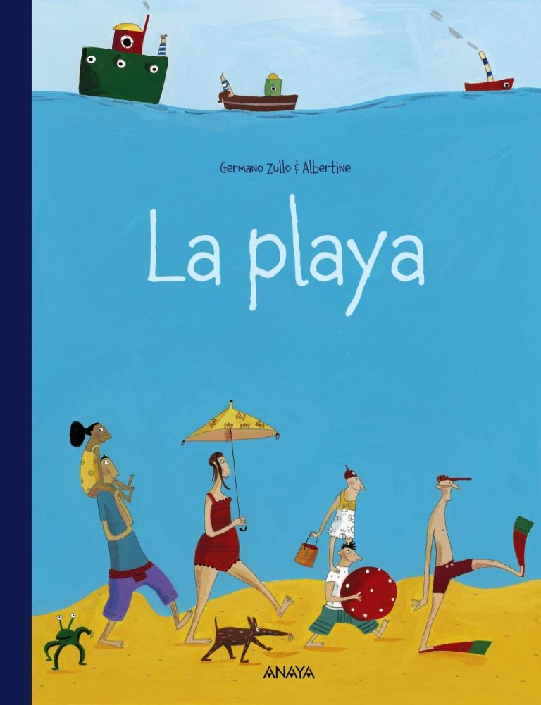 La playa - Germano Zullo / Albertine