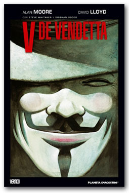V de Vendetta - Alan Moore / David Lloyd