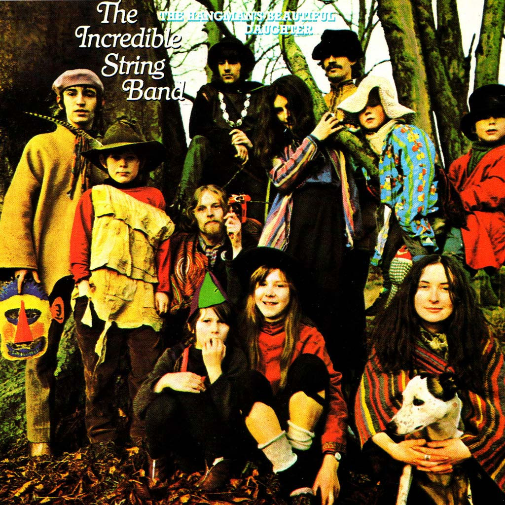The Incredible String Band - The-Hangman's beatiful daughter