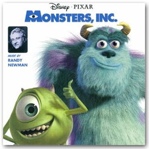 Monsters Inc - Randy Newmann