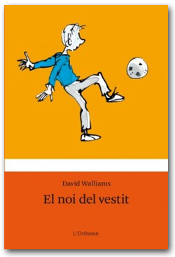 El noi del vestit - David Walliams