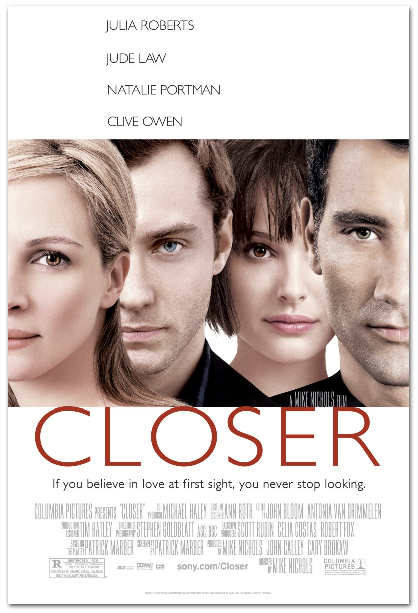 Closer - Mike Nichols