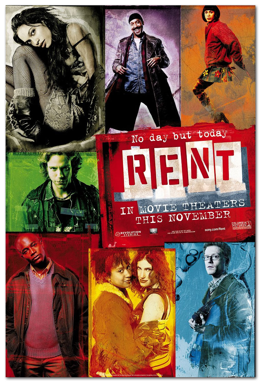 Rent: vidas extremas - Chris Columbus