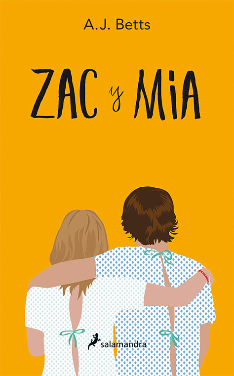 Zac y Mia - A. J. Betts