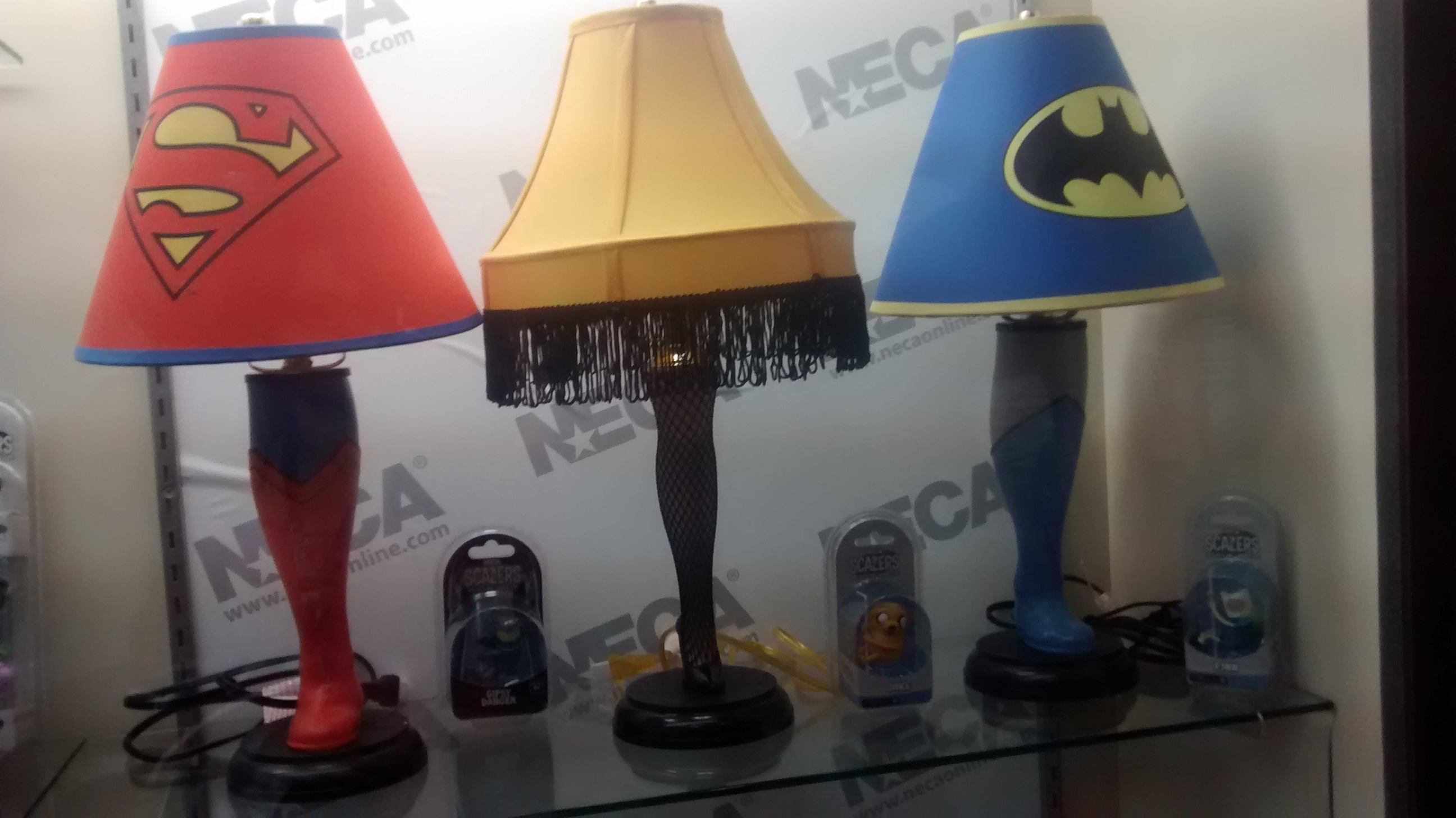 lamps!