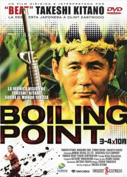Boiling Point - Takeshi Kitano