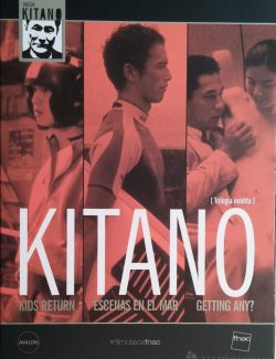 Getting any - Takeshi Kitano
