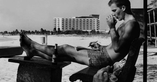 Hunter S. Thompson el diario del ron