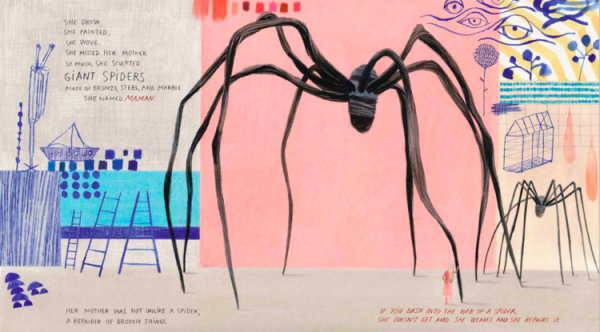 Spread12 - Louise Bourgeois