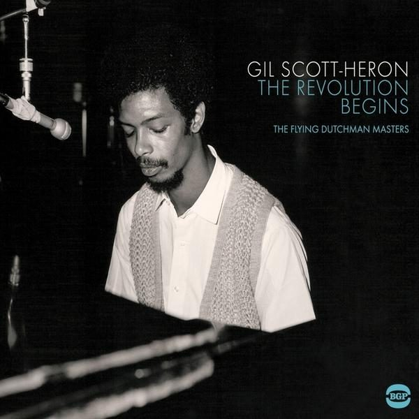 Gil Scott-Heron - Revolution begins