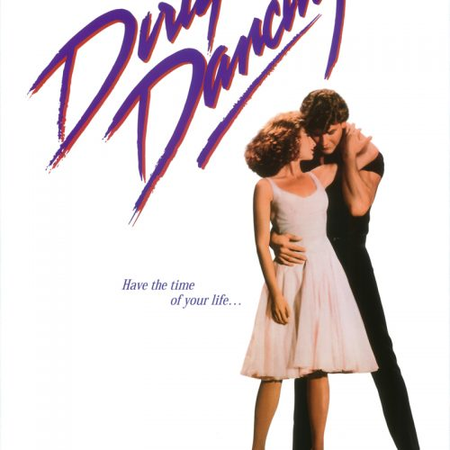 Dirty dancing - 1987 - movie poster