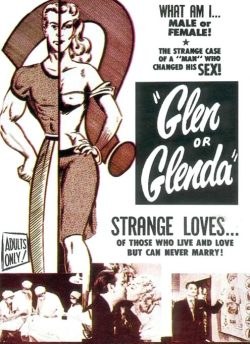 Ed Wood - Glen o Glenda