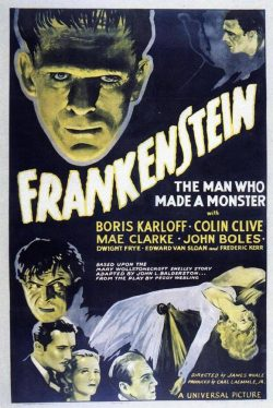 EL DOCTOR FRANKENSTEIN. Frankenstein James Whale