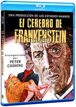 EL CEREBRO DE FRANKENSTEIN Terence Fisher