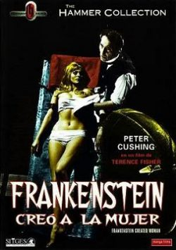 FRANKENSTEIN CREÓ A LA MUJER Therence Fisher