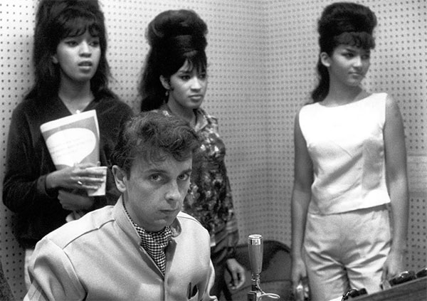 The Ronettes y Phil Spector, 1963