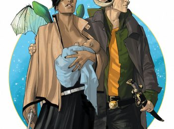 La Saga familiar interplanetària de Brian K. Vaughan i Fiona Staples