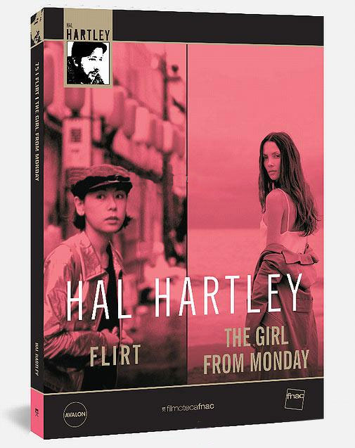 Flirt / The girl from the monday  Hal Hartley