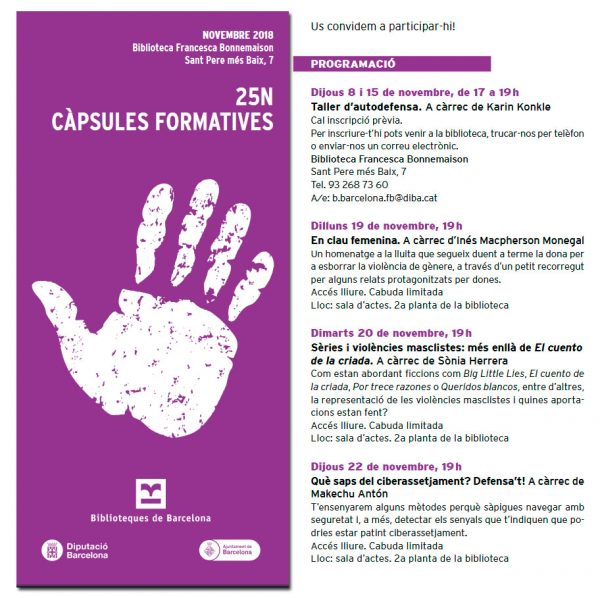 25N Càpsules formatives