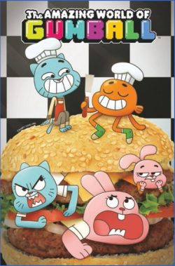 The Amazing world of Gumball BOCQUELET, Ben