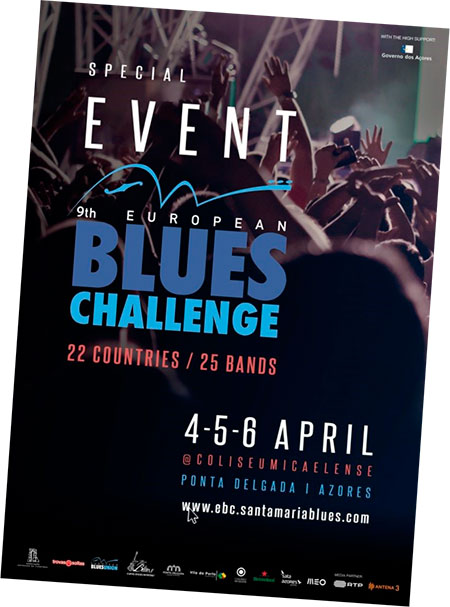EUROPEAN BLUES UNION · EBU