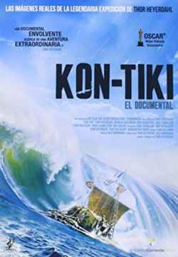 Kon-Tiki, el documental  HEYERDAHL, Thor