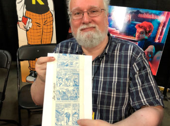Entrevistem Jim Salicrup, editor de còmics Marvel