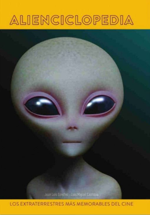 alienciclopedia Cinema extraterrestre