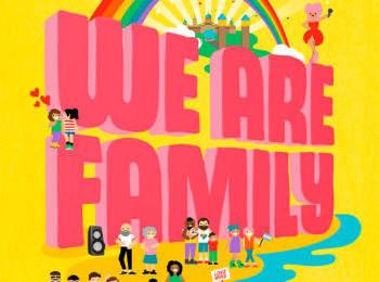 Pride 2019. #wearefamily