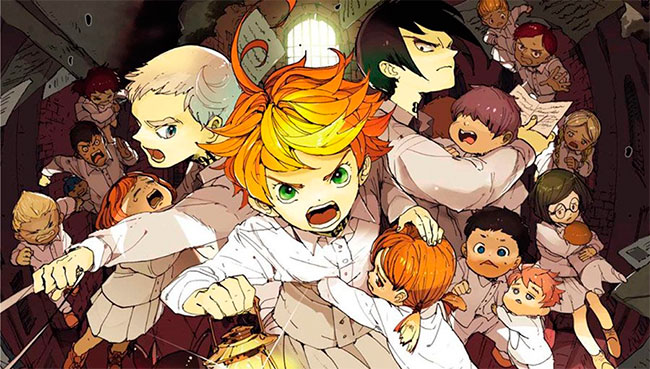The Promised neverland SHIRAI, Kaiu