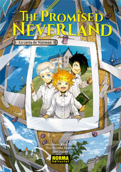 The Promised Neverland: La carta de Norman Kaiu Shirai, Nanao, Posuka Demizu