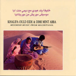 Moorish music from Mauritania Ould Eide, Khalifa