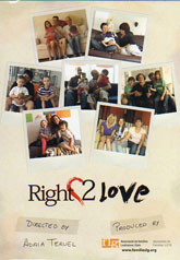 Right 2 love TERUEL, Adaia