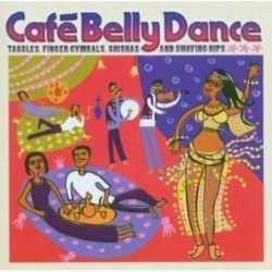 Café belly dance: tassles, finger cymbals, shishas and swaying hips