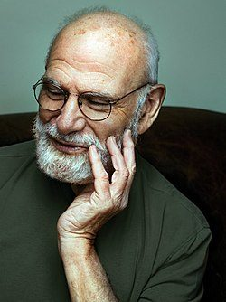 Oliver Sacks en 2013 Font Wikipedia.