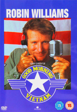 GOOD MORNING, VIETNAM LEVINSON, Barry