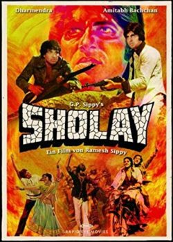 SHOLAY SIPPY, Ramesh
