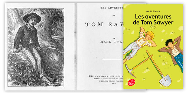 Les aventures de Tom Sawyer TWAIN, Mark (1876)