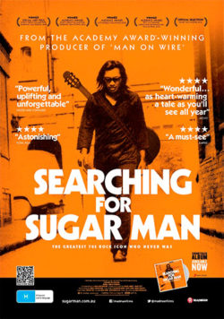 Searching for Sugar Man BENDJELLOUL, Malik