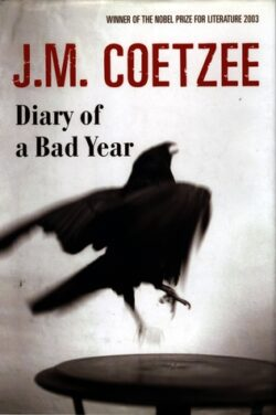 Diary of a bad year COETZEE, J. M.