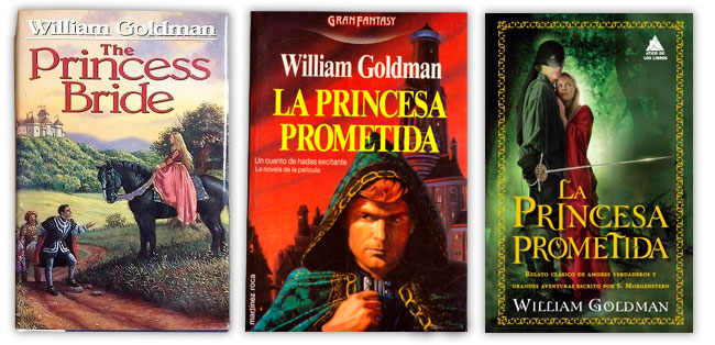 La Princesa promesa GOLDMAN, William