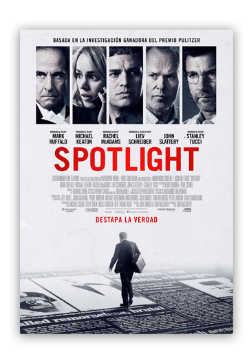Spotlight McCarthy, Tom