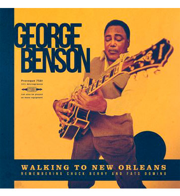 Walking to New Orleans: remembering Chuck Berry and Fats Domino George Benson