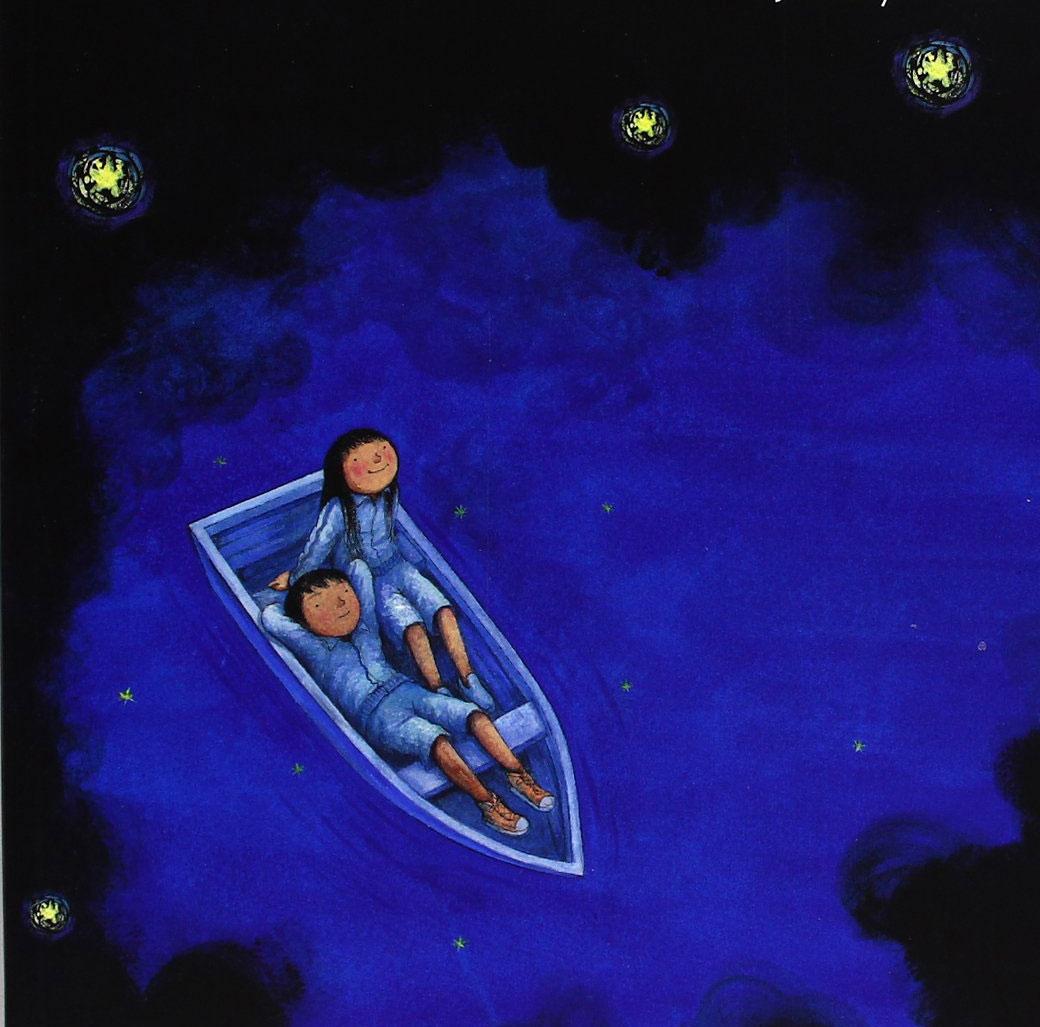 La noche estrellada - Jimmy Liao