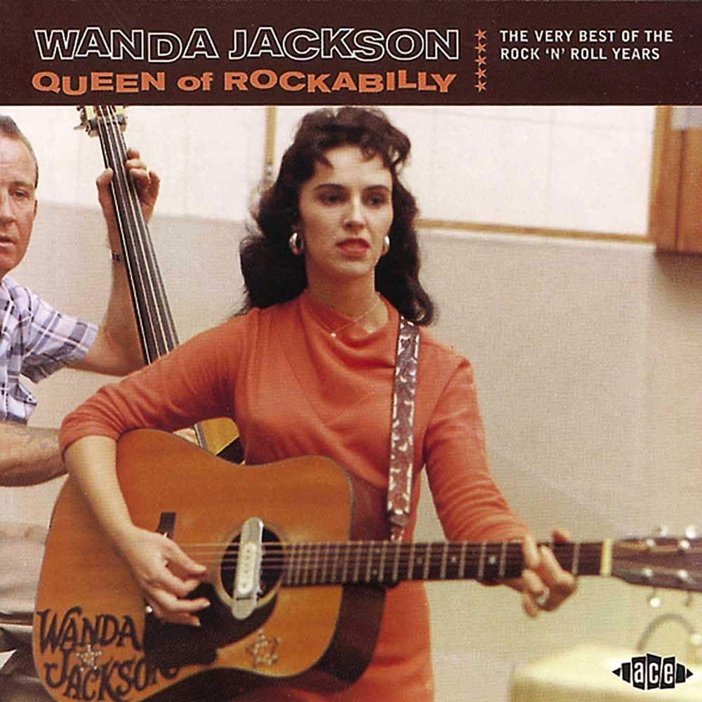 Queen of Rockabilly - Wanda Jackson