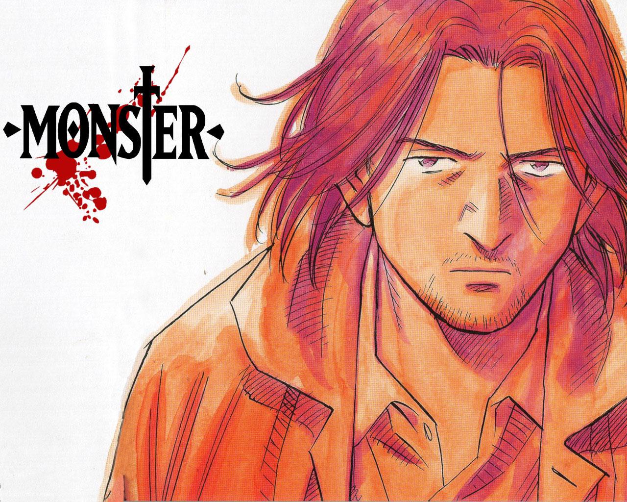 Monster - Naoki Urasawa