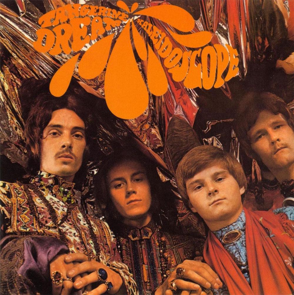 Kaleidoscope - Tangerine dream