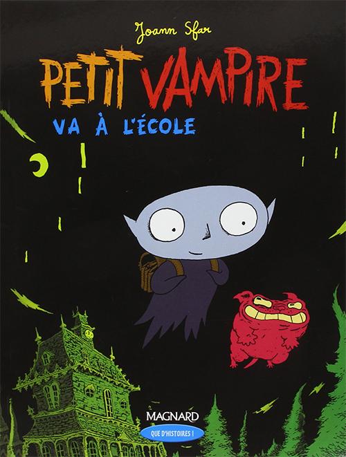 El vampir va a l'escola - Joann Sfar
