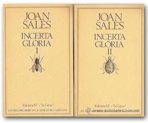 Incerta glòria - Joan Sales