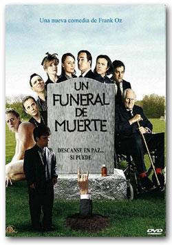 Un funeral de muerte - Frank Oz